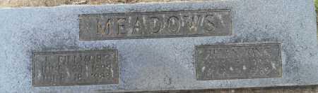 MEADOWS, HELEN - Lafayette County, Arkansas | HELEN MEADOWS - Arkansas Gravestone Photos