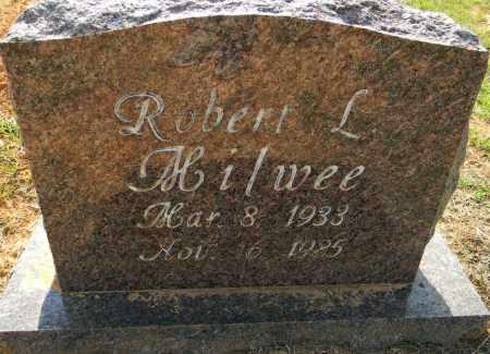 MILWEE, ROBERT L - Lafayette County, Arkansas   ROBERT L MILWEE - Arkansas Gravestone Photos