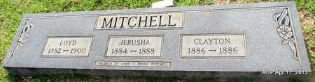 MITCHELL, CLAYTON - Lafayette County, Arkansas | CLAYTON MITCHELL - Arkansas Gravestone Photos