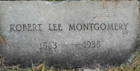 MONTGOMERY, ROBERT LEE - Lafayette County, Arkansas | ROBERT LEE MONTGOMERY - Arkansas Gravestone Photos