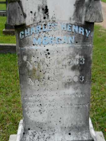 MORGAN, CHARLES HENRY - Lafayette County, Arkansas | CHARLES HENRY MORGAN - Arkansas Gravestone Photos