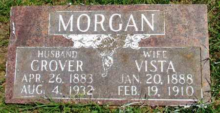 MORGAN, VISTA - Lafayette County, Arkansas | VISTA MORGAN - Arkansas Gravestone Photos
