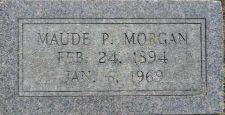 MORGAN, MAUDE P - Lafayette County, Arkansas | MAUDE P MORGAN - Arkansas Gravestone Photos