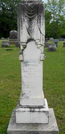 MORGAN, PAULINE S - Lafayette County, Arkansas   PAULINE S MORGAN - Arkansas Gravestone Photos