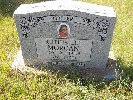 MORGAN, RUTHIE LEE - Lafayette County, Arkansas   RUTHIE LEE MORGAN - Arkansas Gravestone Photos
