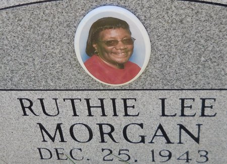 MORGAN, RUTHIE LEE (PHOTO) - Lafayette County, Arkansas   RUTHIE LEE (PHOTO) MORGAN - Arkansas Gravestone Photos