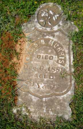 MORRIS, S. B., MRS. - Lafayette County, Arkansas   S. B., MRS. MORRIS - Arkansas Gravestone Photos