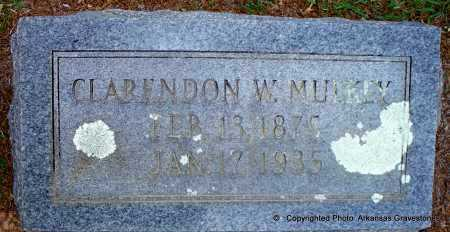 MULKEY, CLARENDON W - Lafayette County, Arkansas | CLARENDON W MULKEY - Arkansas Gravestone Photos
