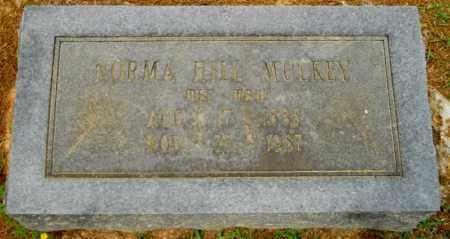 MULKEY, NORMA - Lafayette County, Arkansas   NORMA MULKEY - Arkansas Gravestone Photos