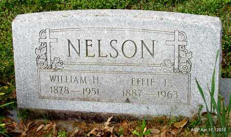 NELSON, WILLIAM H - Lafayette County, Arkansas   WILLIAM H NELSON - Arkansas Gravestone Photos