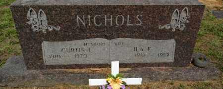NICHOLS, CURTIS L - Lafayette County, Arkansas | CURTIS L NICHOLS - Arkansas Gravestone Photos