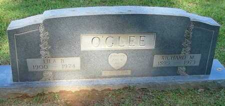 O'GLEE, LILA B - Lafayette County, Arkansas   LILA B O'GLEE - Arkansas Gravestone Photos