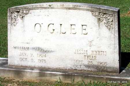 O'GLEE, WILLIAM HARRISON - Lafayette County, Arkansas | WILLIAM HARRISON O'GLEE - Arkansas Gravestone Photos
