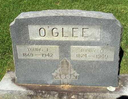 "O'GLEE, MARY A ""MOLLIE"" - Lafayette County, Arkansas | MARY A ""MOLLIE"" O'GLEE - Arkansas Gravestone Photos"