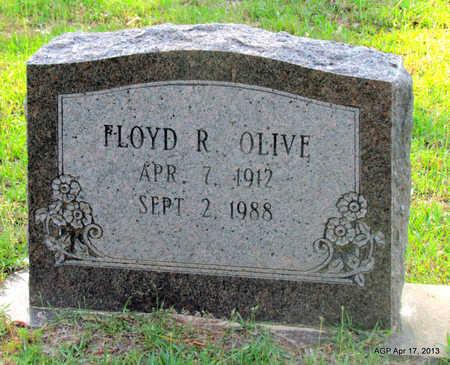 OLIVE, FLOYD ROBERT - Lafayette County, Arkansas   FLOYD ROBERT OLIVE - Arkansas Gravestone Photos