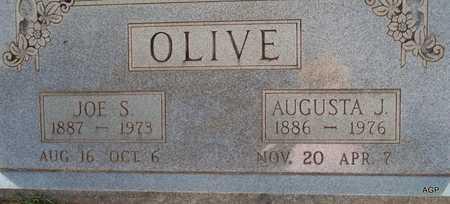 HARRIS OLIVE, AUGUSTA JANE - Lafayette County, Arkansas   AUGUSTA JANE HARRIS OLIVE - Arkansas Gravestone Photos
