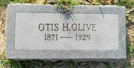 OLIVE, OTIS H - Lafayette County, Arkansas   OTIS H OLIVE - Arkansas Gravestone Photos