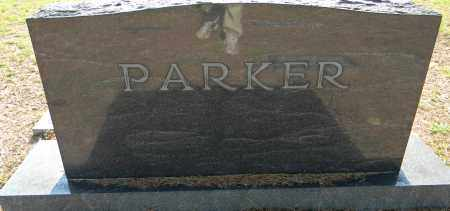 PARKER FAMILY STONE,  - Lafayette County, Arkansas |  PARKER FAMILY STONE - Arkansas Gravestone Photos