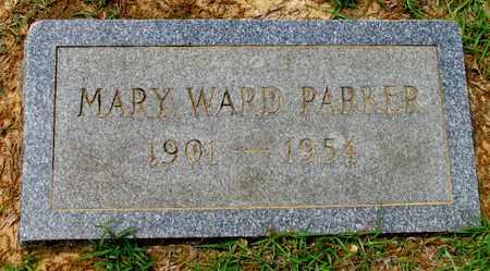 WARD PARKER, MARY - Lafayette County, Arkansas   MARY WARD PARKER - Arkansas Gravestone Photos