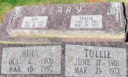 PERRY, TOLLIE - Lafayette County, Arkansas   TOLLIE PERRY - Arkansas Gravestone Photos