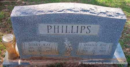 PHILLIPS, BOBBY RAY - Lafayette County, Arkansas | BOBBY RAY PHILLIPS - Arkansas Gravestone Photos
