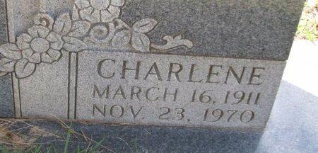 PHILLIPS, CHARLENE (CLOSE UP) - Lafayette County, Arkansas | CHARLENE (CLOSE UP) PHILLIPS - Arkansas Gravestone Photos