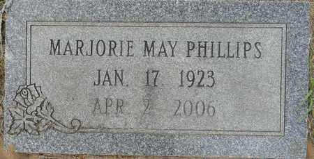 PHILLIPS, MAJORIE - Lafayette County, Arkansas | MAJORIE PHILLIPS - Arkansas Gravestone Photos