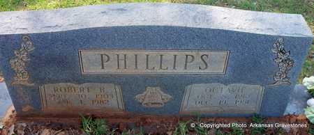 PHILLIPS, ROBERT B - Lafayette County, Arkansas | ROBERT B PHILLIPS - Arkansas Gravestone Photos