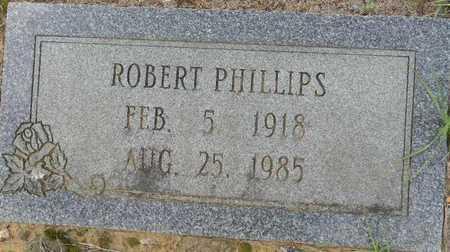 PHILLIPS, ROBERT - Lafayette County, Arkansas   ROBERT PHILLIPS - Arkansas Gravestone Photos