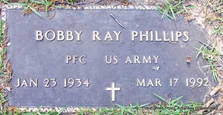 PHILLIPS (VETERAN), BOBBY RAY - Lafayette County, Arkansas   BOBBY RAY PHILLIPS (VETERAN) - Arkansas Gravestone Photos