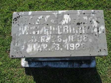 PILLBURY, ROSA J - Lafayette County, Arkansas | ROSA J PILLBURY - Arkansas Gravestone Photos