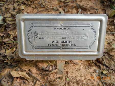 POWELL, GEORGE L - Lafayette County, Arkansas | GEORGE L POWELL - Arkansas Gravestone Photos