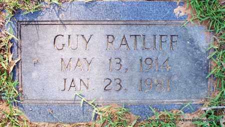 RATLIFF, GUY - Lafayette County, Arkansas | GUY RATLIFF - Arkansas Gravestone Photos