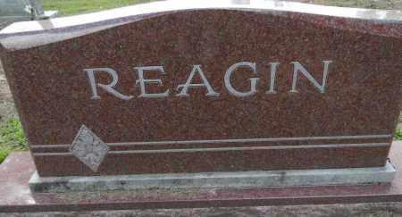 REAGIN FAMILY STONE,  - Lafayette County, Arkansas |  REAGIN FAMILY STONE - Arkansas Gravestone Photos