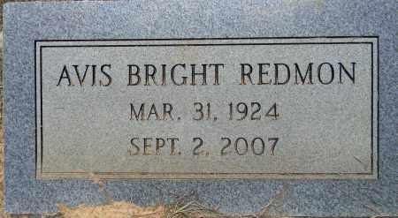 REDMON, AVIS - Lafayette County, Arkansas | AVIS REDMON - Arkansas Gravestone Photos