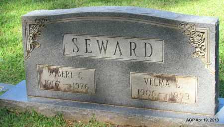SEWARD, VELMA L - Lafayette County, Arkansas | VELMA L SEWARD - Arkansas Gravestone Photos