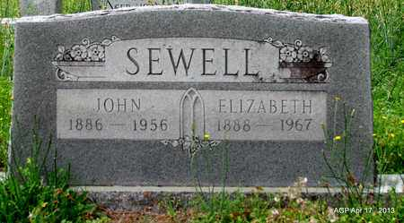 SEWELL, JOHN - Lafayette County, Arkansas | JOHN SEWELL - Arkansas Gravestone Photos