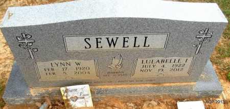 SEWELL, LYNN WILLIAM - Lafayette County, Arkansas | LYNN WILLIAM SEWELL - Arkansas Gravestone Photos