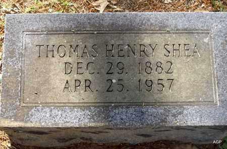 SHEA, THOMAS HENRY - Lafayette County, Arkansas   THOMAS HENRY SHEA - Arkansas Gravestone Photos