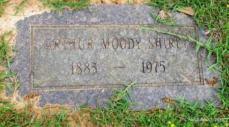 SHIREY, ARTHUR WOODY - Lafayette County, Arkansas | ARTHUR WOODY SHIREY - Arkansas Gravestone Photos