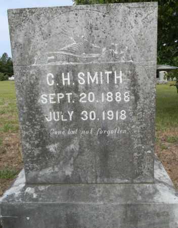 SMITH, C H - Lafayette County, Arkansas | C H SMITH - Arkansas Gravestone Photos