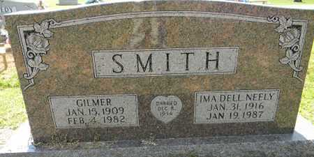 NEELY SMITH, IMA DELL - Lafayette County, Arkansas   IMA DELL NEELY SMITH - Arkansas Gravestone Photos