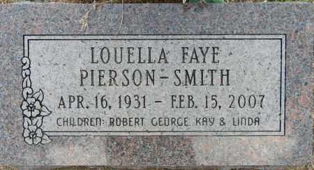 SMITH, LOUELLA FAYE - Lafayette County, Arkansas   LOUELLA FAYE SMITH - Arkansas Gravestone Photos