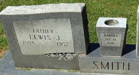 SMITH, LEWIS J - Lafayette County, Arkansas | LEWIS J SMITH - Arkansas Gravestone Photos