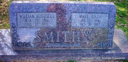 SMITHY, MARY LILLIE - Lafayette County, Arkansas | MARY LILLIE SMITHY - Arkansas Gravestone Photos