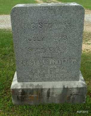 STEWART, H C - Lafayette County, Arkansas | H C STEWART - Arkansas Gravestone Photos