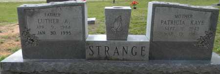 STRANGE, PATRICIA KAYE - Lafayette County, Arkansas | PATRICIA KAYE STRANGE - Arkansas Gravestone Photos