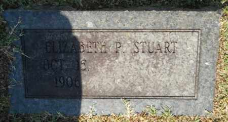 STUART, ELIZABETH - Lafayette County, Arkansas   ELIZABETH STUART - Arkansas Gravestone Photos