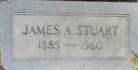 STUART, JAMES A - Lafayette County, Arkansas | JAMES A STUART - Arkansas Gravestone Photos