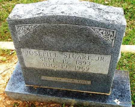 STUART, JR, JOSEPH E - Lafayette County, Arkansas | JOSEPH E STUART, JR - Arkansas Gravestone Photos